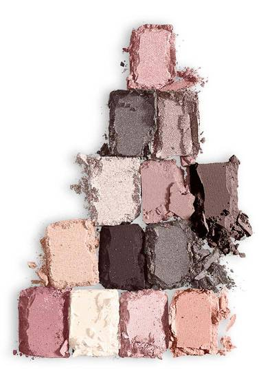 The Blushed Nudes® Palette