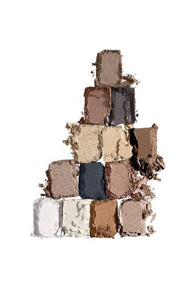 The Nudes Eye Shadow Palette