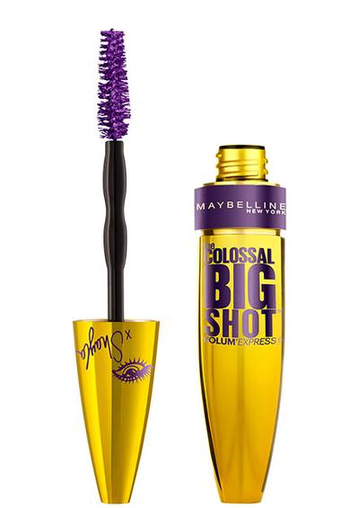 The Colossal Big Shot™ Power Colors Washable Mascara